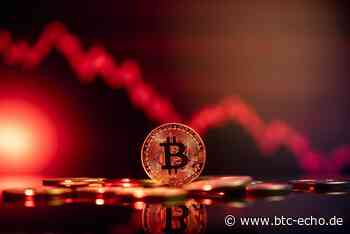 Bitcoin kracht auf 8.200 US-Dollar – was war da los, Binance? - BTC-ECHO | Bitcoin & Blockchain Pioneers