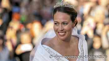 Prinz Philippos heiratet seine Nina: royale Milliardärshochzeit in Athen
