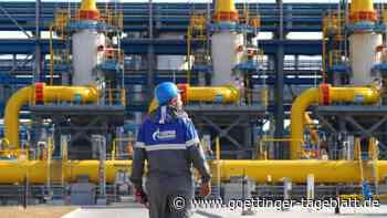 Wegen enormer Schuldenlast: Russland droht Moldau mit Stopp von Gaslieferungen