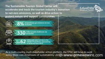 Une nouvelle coalition mondiale accélèrera la transition de l'industrie du tourisme vers la neutralité carbone