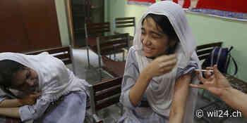 Impffortschritt in Pakistan | In-/Ausland - wil24.ch