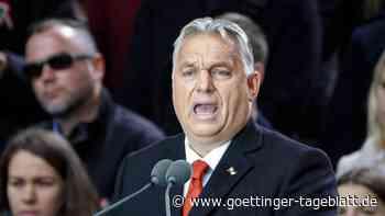 Feindbild Brüssel: Orban eröffnet Wahlkampf in Ungarn mit Brandrede gegen die EU