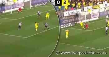 Liverpool fans send Mo Salah message to Jude Bellingham after Dortmund wondergoal