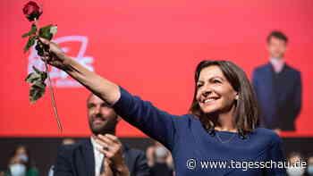Frankreich: Sozialisten küren Hidalgo zur Präsidentschaftskandidatin