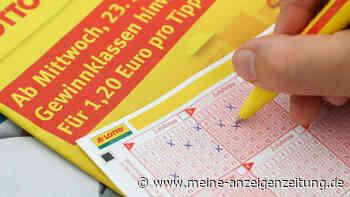 Lotto-Zahlen heute: So lauten die aktuellen Gewinnzahlen von heute