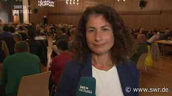 CDU-Kreisparteitag: Diskussionen nach Störung von Schalte