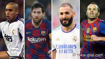 Barcelona vs Real Madrid: Who have the most assists in El Clasico?