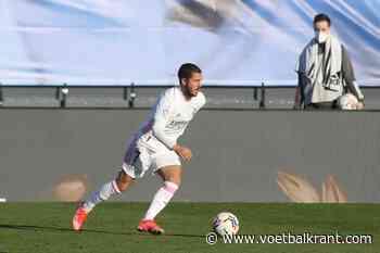Eden Hazard opnieuw in selectie van Real voor Clasico  maar starten lijkt er niet in te zitten