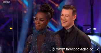 Strictly fans distracted from AJ and Kai's Argentine tango for the same reason
