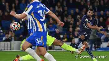 One shot, one goal: Mahrez's instant impact against Brighton & Hove Albion