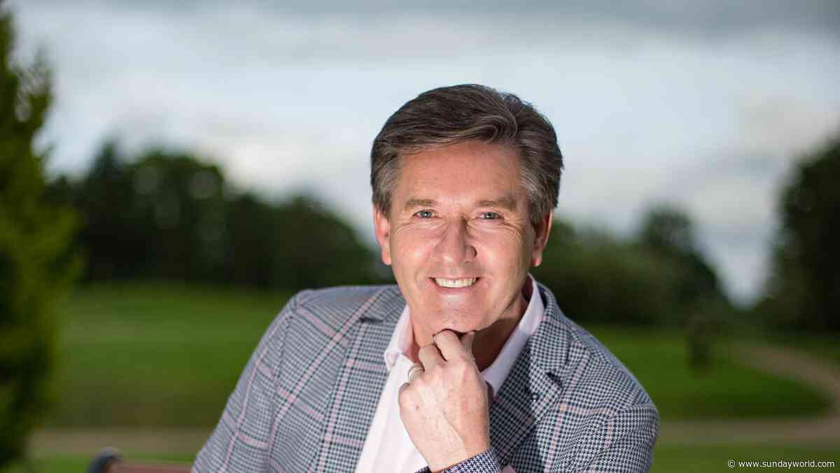 Daniel O'Donnell's new album shares UK top five spot with Adele, Coldplay and The Beatles - Sunday World