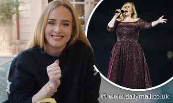 British singer Adele reveals her most 'intimidating' concert was in Australia - Daily Mail