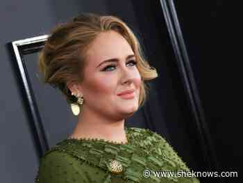 Adele Finally Shared Which Liquid Eyeliner She Uses To Get Her Signature Look & You Can Get It At Sephora - SheKnows