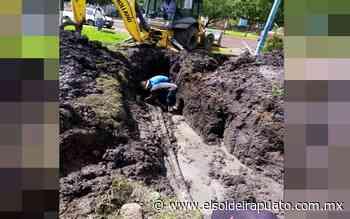 Restablecido el servicio de agua potable - El Sol de Irapuato