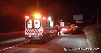Accidente en Irapuato: Carambola en carretera a Silao deja 3 heridos - Periódico AM