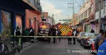 Incendio en Irapuato: Se quema local de comida en el centro y quedan dos heridos - Periódico AM