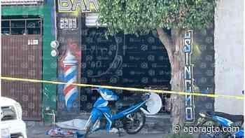 Ataque a barbería en Irapuato deja 1 muerto y 1 herido - Informativo Ágora