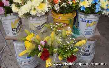 Comerciantes de flores recuperarán pérdidas del año pasado - El Sol de Irapuato