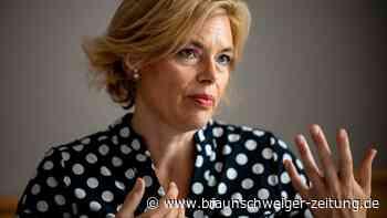 CDU: Klöckner fordert Frauenquote in ihrer Partei