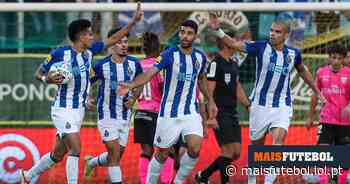 VÍDEO: erro de Trigueira e Taremi consuma reviravolta no Tondela-FC Porto - Maisfutebol