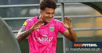 VÍDEO: Neto Borges faz primeiro golo da carreira no Tondela-FC Porto - Maisfutebol