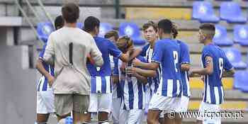 Notícias - Sub-15 dão a volta ao Salgueiros - FC Porto