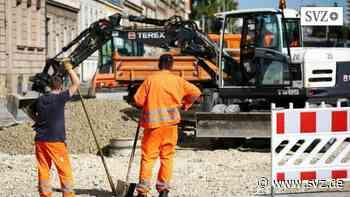 Bauarbeiten in Perleberg: Vollsperrung der Feldstraße in Perleberg | svz.de - svz – Schweriner Volkszeitung