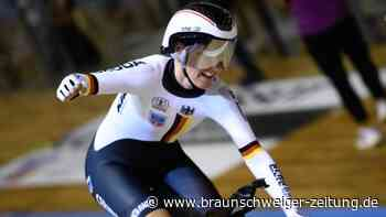 Bahnrad-WM: Deutscher Siegeszug in Roubaix