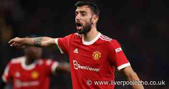 Manchester United squad vs Liverpool includes Bruno Fernandes after injury scare