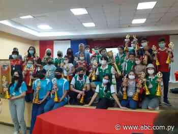 Fiesta de la Juventud en Villarrica con el Nacional de ajedrez - ABC Color