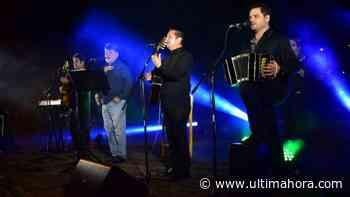 Atractivo concierto de Ricardo Flecha en antigua estación de Villarrica - ÚltimaHora.com