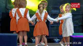 Für Tanzsportgala in der Greizer Vogtlandhalle Extra-Trainings eingeschoben - Ostthüringer Zeitung