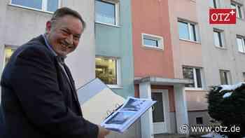Straße der DSF in Zeulenroda-Triebes: Wohnzimmer vergrößern - Ostthüringer Zeitung