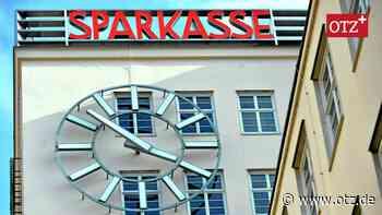 Kreisparkasse Gera-Greiz schließt Filialen im Kreis - Ostthüringer Zeitung