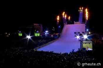 Chur on fire - Schweizer Heimsieg am Snowboard-Big-Air-Weltcup - GRHeute