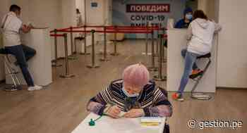 Rusia cierra regiones ante máximos históricos de coronavirus - Diario Gestión