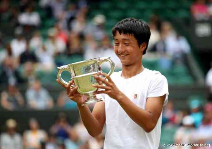 Shintaro Mochizuki: Roger Federer is my idol, he is a nice and fun guy off the court