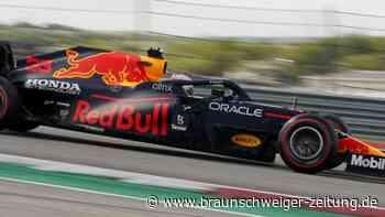Pole Position für Max Verstappen in den USA