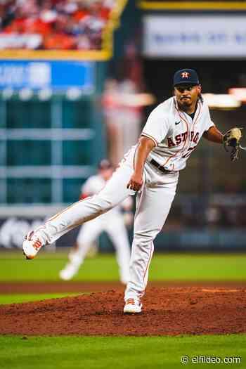 Videos: así fue como Luis Garcia apagó (y eliminó) a Red Sox de los playoffs - El Fildeo