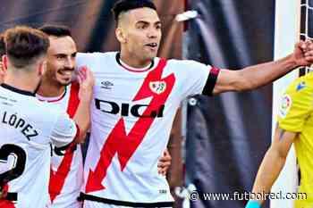 Falcao y Rayo, la unión perfecta: vea el récord en el arranque liguero - FutbolRed