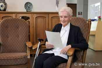 Zuster Editha (92) schrijft coronalied op melodie van 'Marin... (Duffel) - Gazet van Antwerpen Mobile - Gazet van Antwerpen