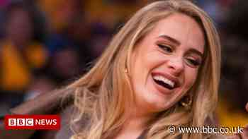 Adele returns to UK number one with huge figures for Easy On Me