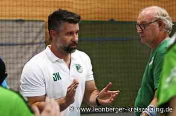 Handball in Ditzingen - Eine Chance für Trainer und Verein - Leonberger Kreiszeitung