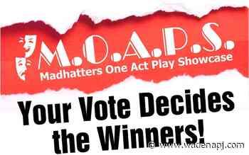 Madhatters one-act play showcase is Oct. 24 - Wadena Pioneer Journal