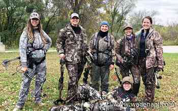 How women can help change the dwindling participation numbers in hunting - Wadena Pioneer Journal