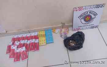 Três pessoas são presas em Jaboticabal: documentos falsos, perturbação e furto em supermercado - Rádio 101FM