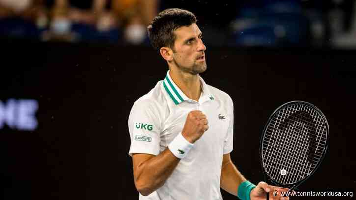'The pressure is very difficult to manage for Novak Djokovic', says ATP star