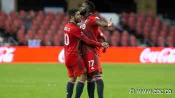 Toronto FC draws with CF Montreal on late Jozy Altidore free kick goal