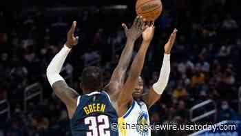 Warriors' Jonathan Kuminga stepping up rehab from knee injury - The Rookie Wire