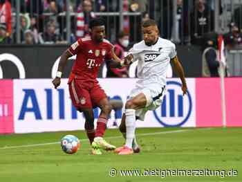 9. Spieltag: FC Bayern feiert nächste Torshow - Nagelsmann jubelt daheim - Bietigheimer Zeitung